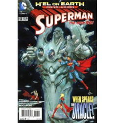 Superman - When speaks the Oracle! #17