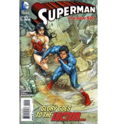 Superman - Glory goes to the victor... #19