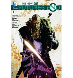 The New 52 Futures End #4