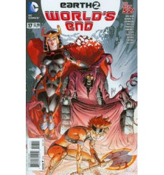 Earth 2 World's End #17