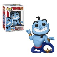 Genie with Lamp