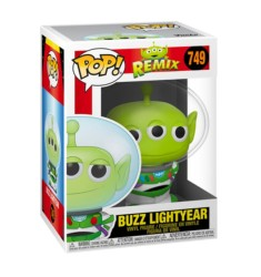 Pixar- Alien as Buzz