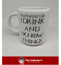 I Drink And I KnowThings